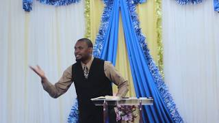 "June 10, 2018 - ""Behave Thyself In The House of God"" - Pastor Obinna Ofoegbu"