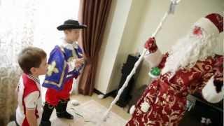 Агентство КиС 223-99-50 Дед Мороз и Снегурочка на квартире(, 2013-02-22T06:36:49.000Z)