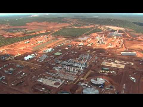 Karara Iron Ore Project: Site Flyover November 2011