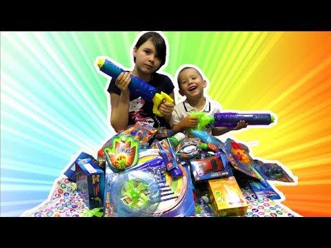 ОЧЕНЬ Много детских игрушек ФИКС ПРАЙС ПОКУПКИ ИГРУШКИ FIX PRICE НОВИНКИ Видео для детей