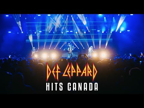 Prepping For Our Vegas Residency - Def Leppard Hits Canada