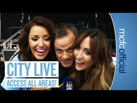 ACCESS ALL AREAS | Toure, Nasri & Zabaleta pick up awards at City Live 2014
