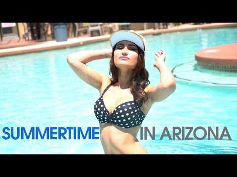 MC MAGIC Summertime in Arizona ft. Roca Dolla, J.Rob The Chief, Jen Taber