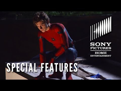 SPIDER-MAN: HOMECOMING - SPECIAL FEATURES Preview. Now on Digital!