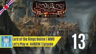 Let's Play Lord of the Rings Online | Minstrel Cindralla | 0013