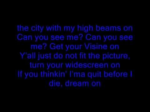 Drake- Over [Explicit Version] (W/LYRICS) HQ