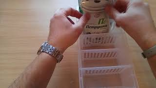Fix Price   Обзор покупки контейнера для специй