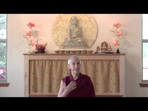 Relying on the Dharma