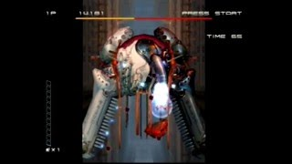 Ikaruga Full Game Play Sega Dreamcast