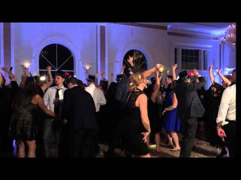 Aria New Years Eve Wedding with Music In Motion