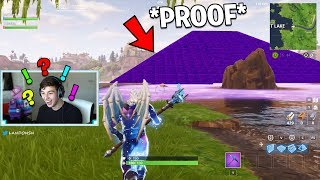 *PROOF* The LOOT LAKE VOLCANO is a LIE.. (Fortnite Season 6 Drama)