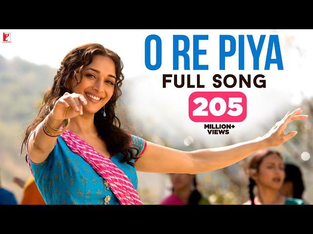 O Re Piya - Full Song | Aaja Nachle | Madhuri Dixit | Rahat Fateh Ali Khan