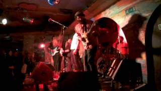 Night Jars - Live @ FlufferFest, Shacklewell Arms 24/05/2015 (6 of 6)