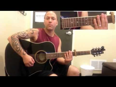 """Learn to Play """"Cups (Pitch Perfect's When I'm Gone) by Anna Kendrick (Guitar Lesson)"""