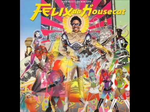 Felix Da Housecat - What She Wants feat. James Murphy of LCD Soundsystem (2004)