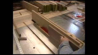 Stumpy Nubs Tip- Table Saw Resawing