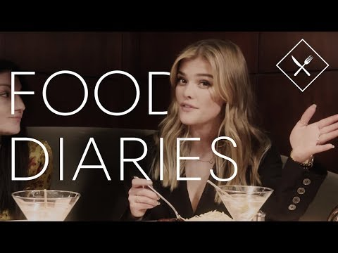 Everything Nina Agdal Eats In A Day  Food Diaries  Harpers BAZAAR
