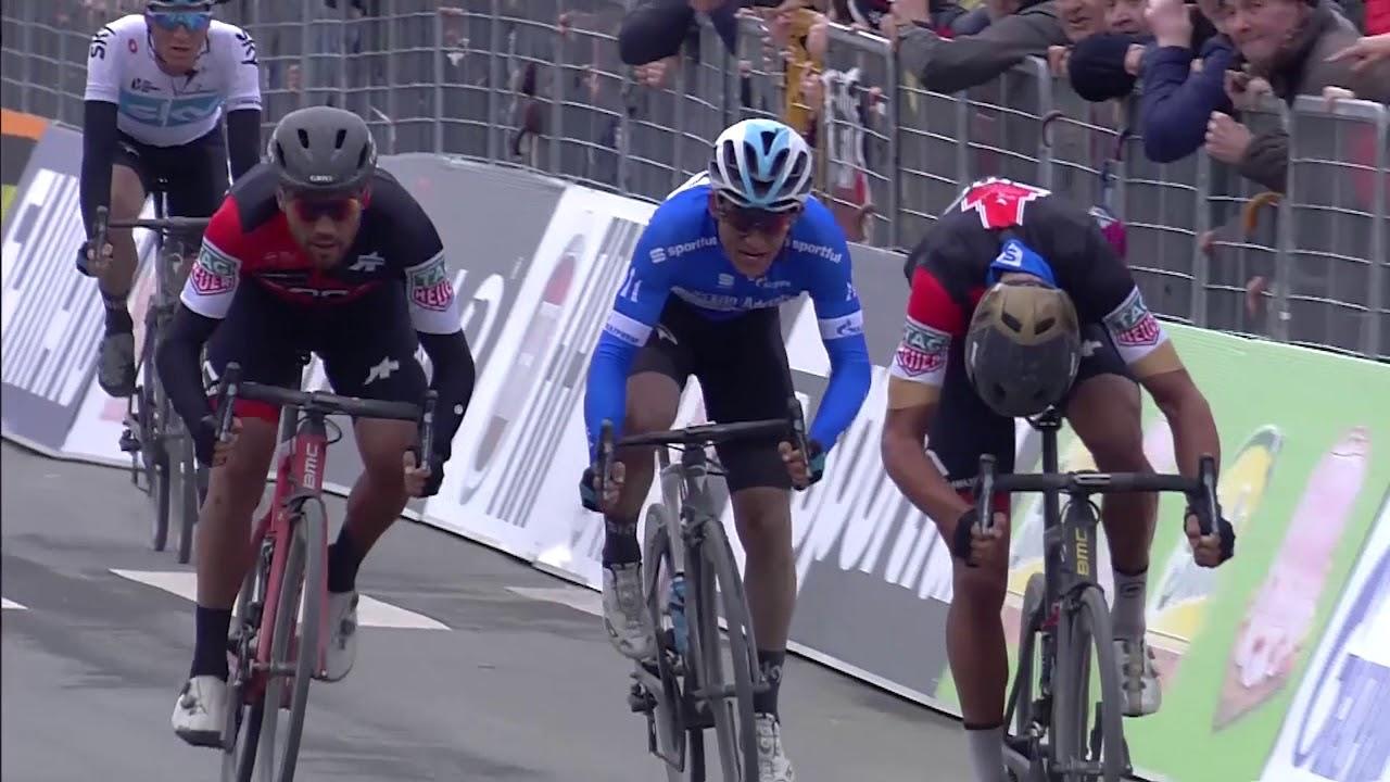 703631a5446 Tirreno Adriatico 2018 - Highlights - Stage 6 - YouTube
