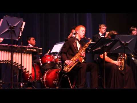 St. Viator High School Fall Concert - Jazz Band