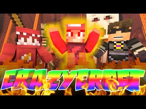 HEADING TO THE NETHER! | Minecraft Crazy Craft 3.0 Episode 3