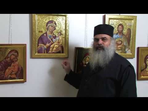 Windows to Heaven, Icons from Mount Athos