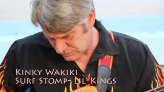 Kinky Wakiki- Live at Surf Stomp 2016