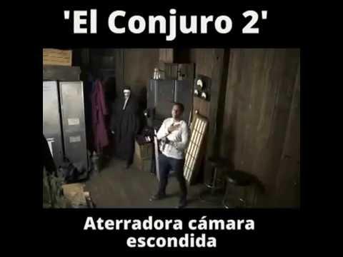 El Conjuro 2 - Aterradora Cámara Escondida