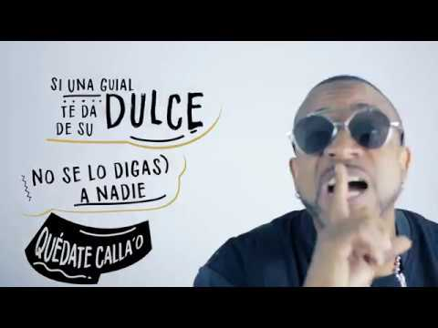 Aldo Ranks Ft. Mista Jams - Come Calla´o (Video Lyrics)