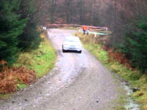Grizedale Stages 2005 - footage 2