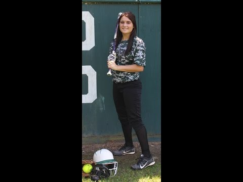 Kelsie Authement's 10th Grade Highlights for Softball South Terrebonne High School 2015