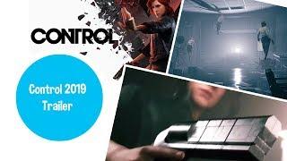 Control Video Game 2019 Trailer