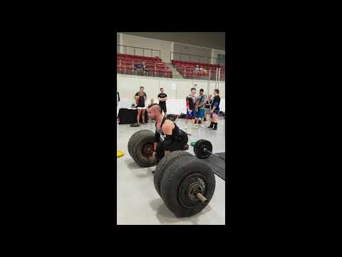 Barrie CAASA Strongman Competition  22 July 17