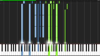 Gambar cover All Alone With You - Psycho-Pass (Ending 2) [Piano Tutorial] (Synthesia) // TehIshter