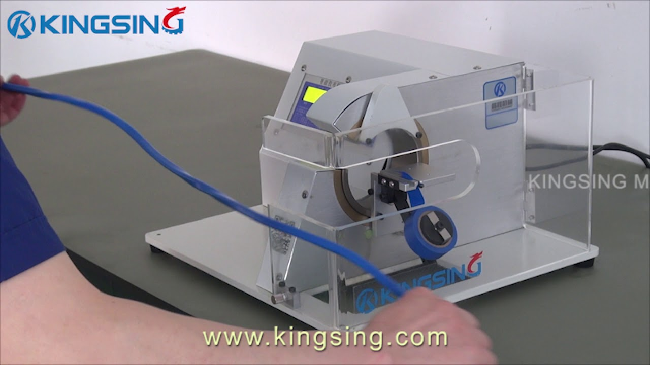 Wire Harness Taping Machine