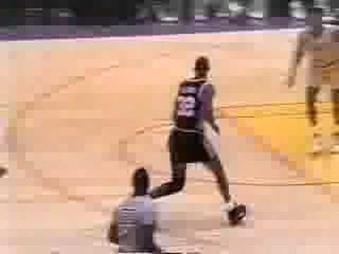 1992 All NBA Team Players and Plays