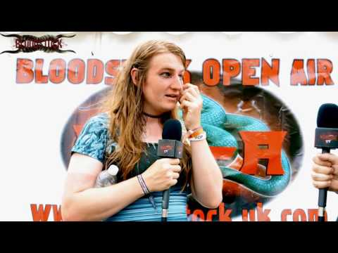OUTRIGHT RESISTANCE - Interview Bloodstock 2016 - Jagermeister Stage