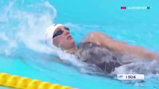 Katinka Hosszu Wins Women