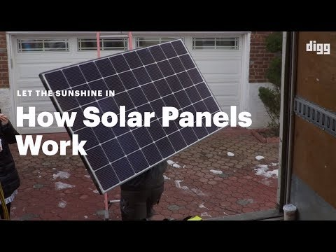 How Do Solar Panels Actually Work?