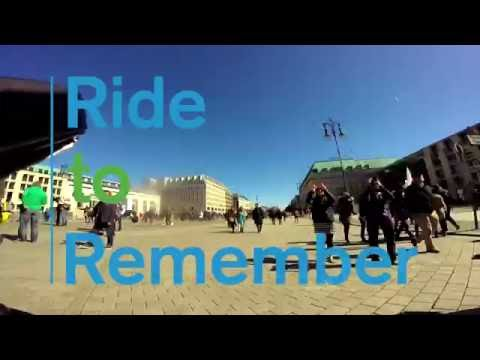 Ride To Remember - Paris to Berlin (Charity Bike Ride)