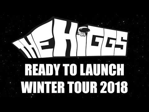 The Higgs Ready To Launch Winter Tour 2018 (Promo) 5 Nights w/ Spafford