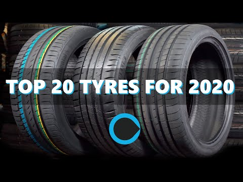 20 of the Best Tyres for 2020