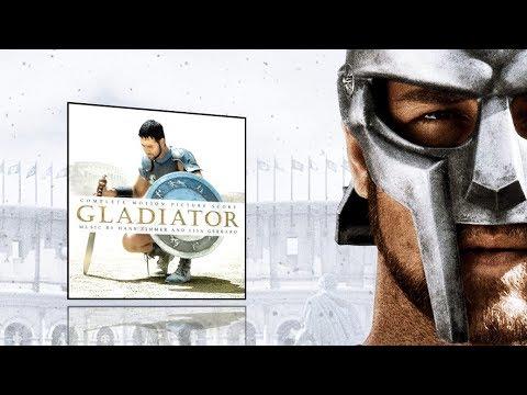 Gladiator (2000) - Full Expanded Soundtrack (Hans Zimmer)