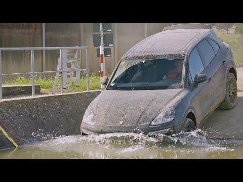 Porsche Cayenne 2018 TORTURE TEST