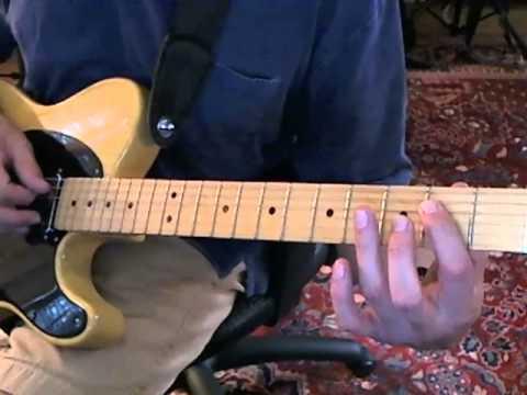 John Mellancamp - Get A Leg Up - Lesson