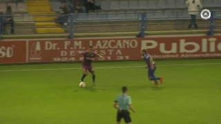 Extremadura vs Cartagena full match