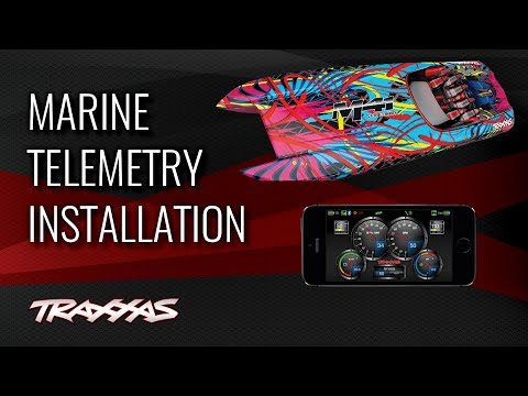 Marine Telemetry Installation | Traxxas Support