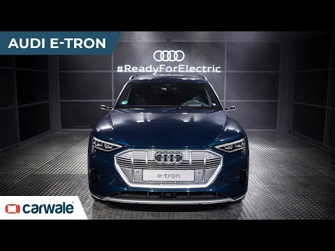 Audi e tron | First look Review | CarWale