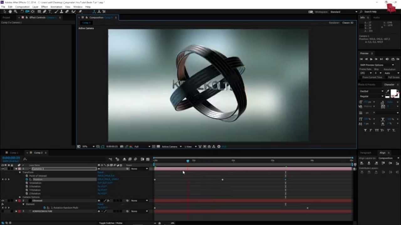 After Effects Magic Bullet Looks For Free - YouTube