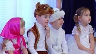 Весёлые игры с Дедом Морозом Новогодний утренник в детском саду