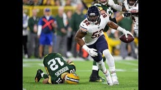 2018: The New Chicago Bears